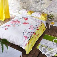 Designers Guild Oriental Flower Duvet Cover King