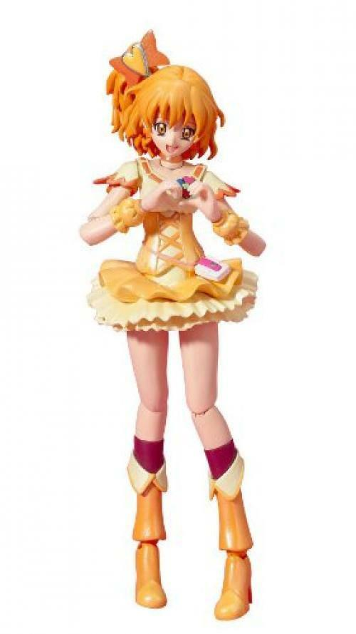 NEW S.H.Figuarts Fresh Precure  CURE PINE Action Figure BANDAI TAMASHII NATIONS