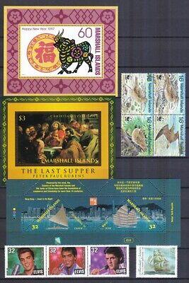 Vereinigt Marshall Insel 1997 Postfrisch Jahrgang Siehe Bilder Perfekte Verarbeitung
