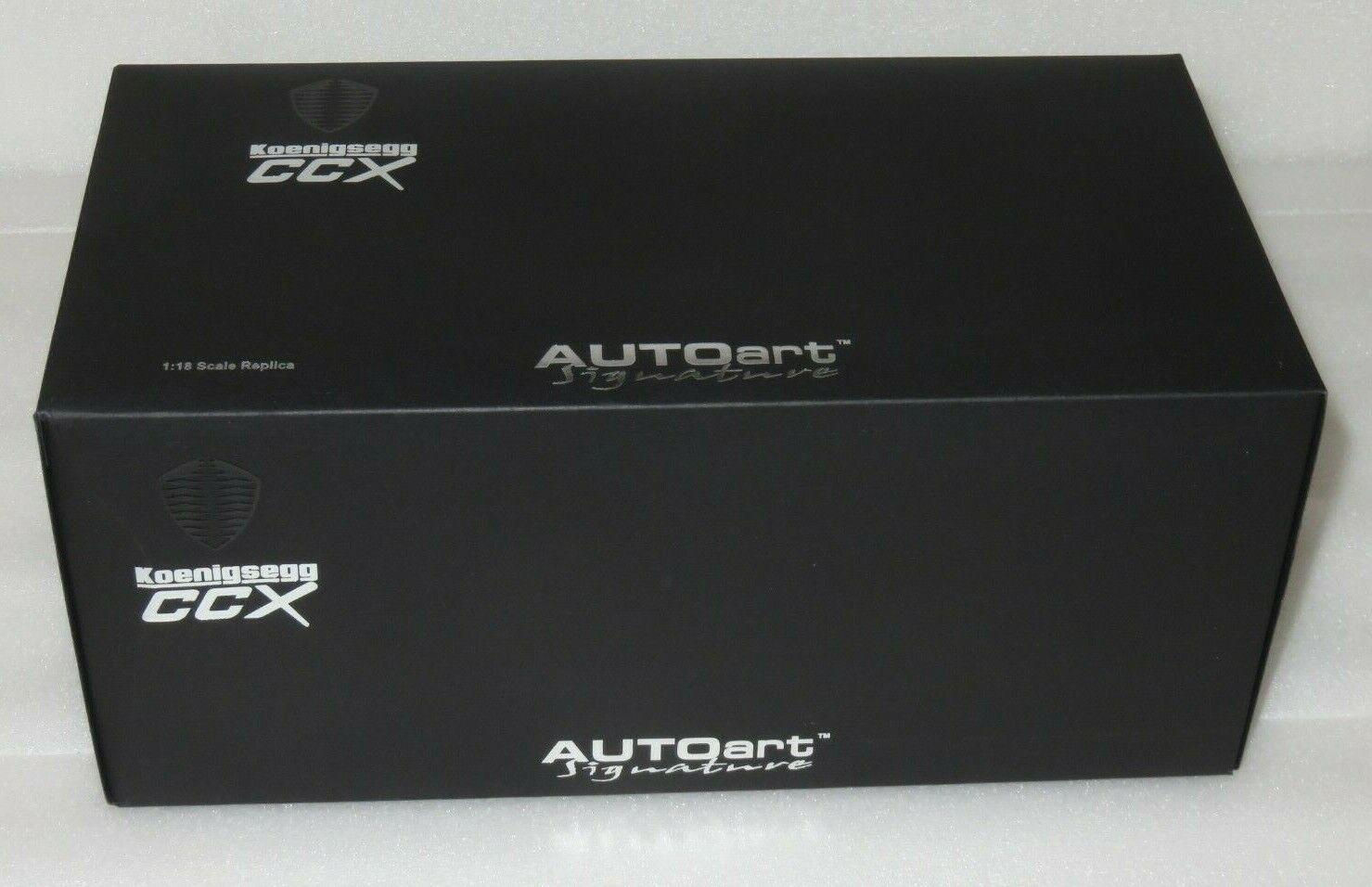soporte minorista mayorista 1 18 18 18 Autoart firma  79003 Koenigsegg CCX-Plata  precio mas barato