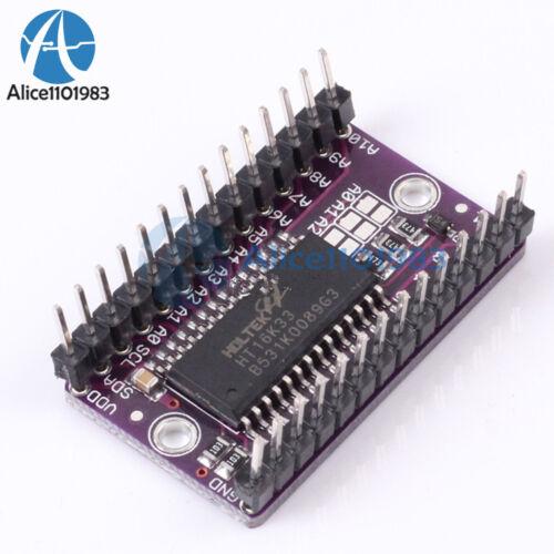 2PCS HT16K33 LED tablero de módulo de control de unidad de matriz de puntos para Arduino