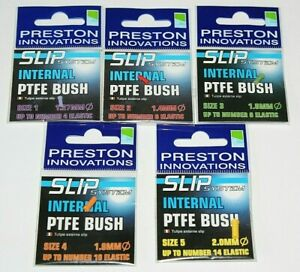 Preston slip system external stretch PTFE bush for 2nd sections various sizes