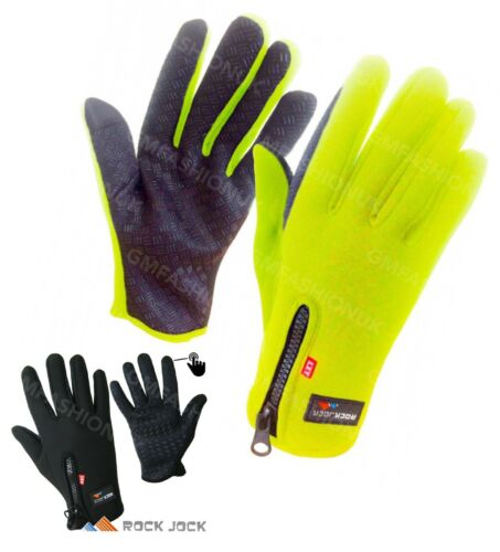 Mens Womens Thermal Insulated Touchscreen Touch Screen Warm Gloves Driving UK