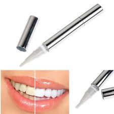 Teeth White Whitening Pen Tooth Gel Whitener Bleach Stain Eraser Remover Remove