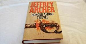 Archer-Jeffrey-Honour-Among-Thieves-Very-Good-Hardcover