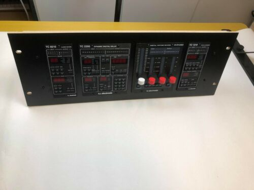 STAND FOR DVR250 TC1210 TC2290 TC8210 TC ELECTRONIC 19 INCH RACK