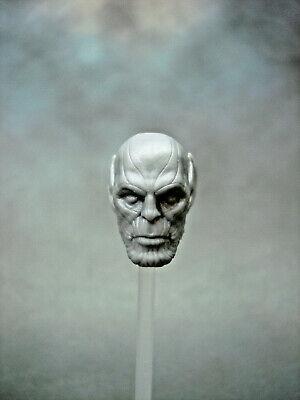"ML313 Skrull Captain Marvel version Custom Cast head use w// 6/"" Marvel Legends"