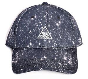 PINK FLOYD Adjustable Baseball Hat Cap Galaxy Space Print Bioworld ... 71e0b9e0991f