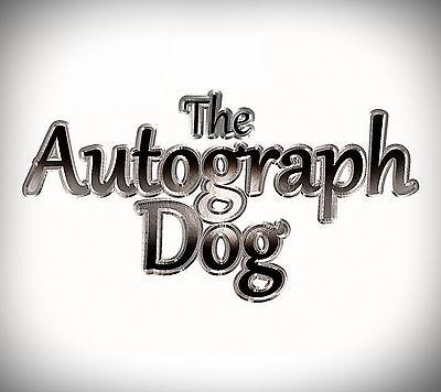 The Autograph Dog