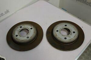 Ford-Fiesta-ST-MK7-Rear-brake-discs-PAIR