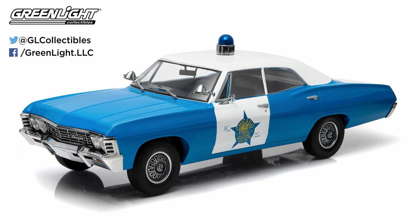 1967 Chevrolet Biscayne  police 1 18 19009  livraison directe et rapide