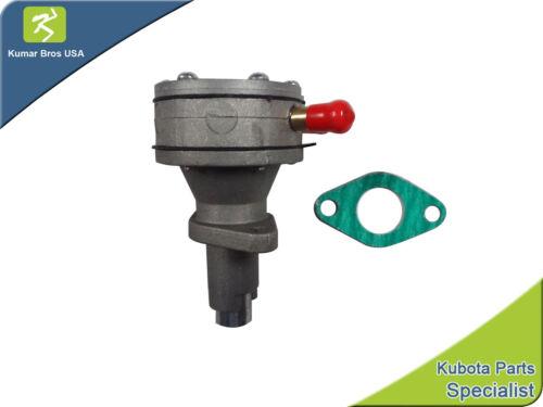New Kubota Tractor Fuel Pump M4000 M4030 M4030DT