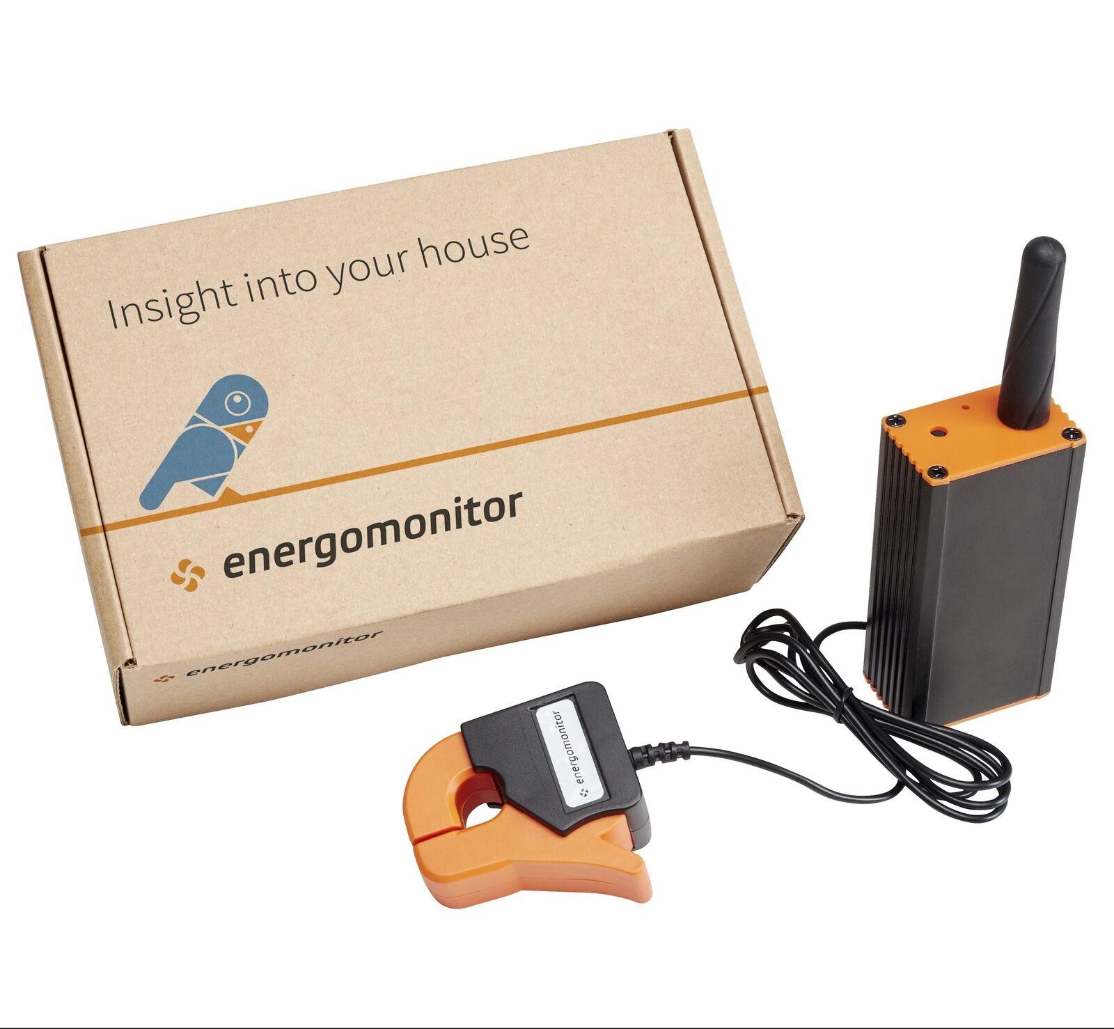Energomonitor Transmitter + 1 Sensore TA 80A removibile