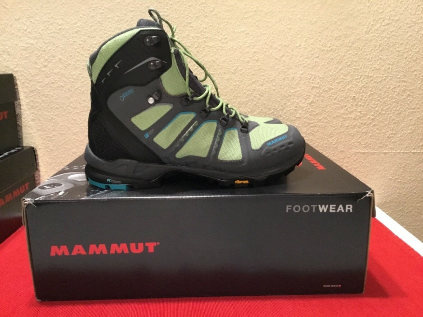 Mammut T Aenergy High GTX Ladies Walking shoes Size   selectable New In Box  first-class service