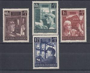 Austria-Sc-B273-B276-MLH-1951-Reconstruction-Workers-cplt-F-VF