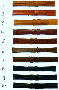 18mm-SELECTION-OF-GREAT-GENUINE-LEATHER-WATCH-BAND-STRAP-CHOOSE-YOUR-STYLE