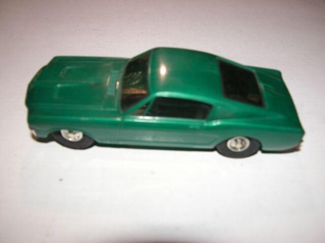 Eldon Mustang 1/32 Scale Slot Car No Way To Test Motor