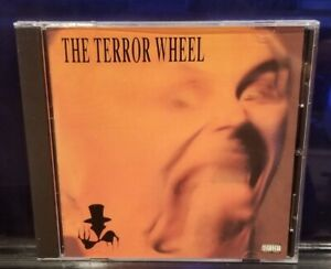 Insane-Clown-Posse-The-Terrror-Wheel-CD-2000-Press-ICP-twiztid-horrorcore-hok