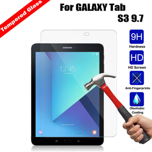 Real Tempered Glass Screen Flim Protector For Samsung Galaxy Tab 3 7.0 P3200