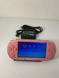 Console Playstation PSP 1004 Rose + Chargeur