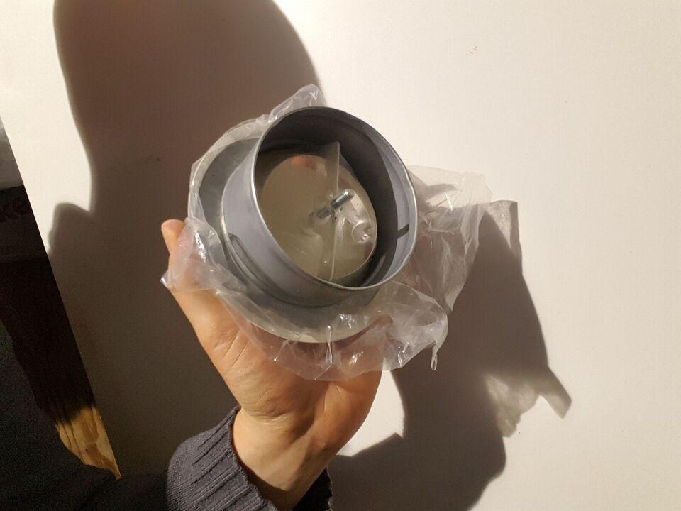 Kanalrist/ ventil/ udluftning