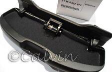 Genuine BMW OEM Overhead Sunglass Holder Black 51164862874