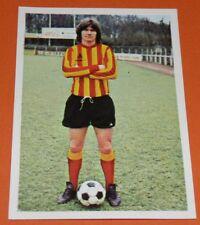 47 CORCOLLE RC LENS BOLLAERT RCL AGEDUCATIFS FOOTBALL 1973-1974 73-74 PANINI