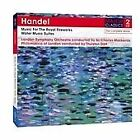 Handel: Music for the Royal Fireworks; Water Music Suites (2013)