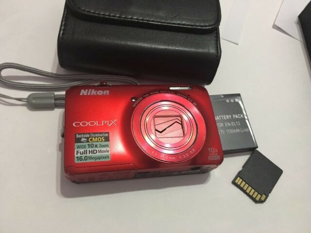 Nikon COOLPIX S6300 Camera Windows 8 X64