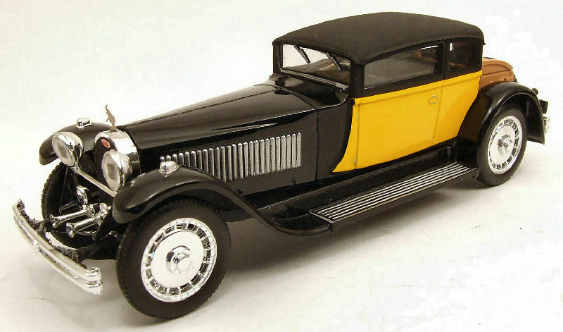 Bugatti 41 Royale Weymann 1929 1 43 Model rio4226 Rio