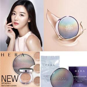 HERA-UV-Mist-Cushion-Ultra-Moisture-15g-x-2ea-BB-Cream-Foundation-Amore-Pacific