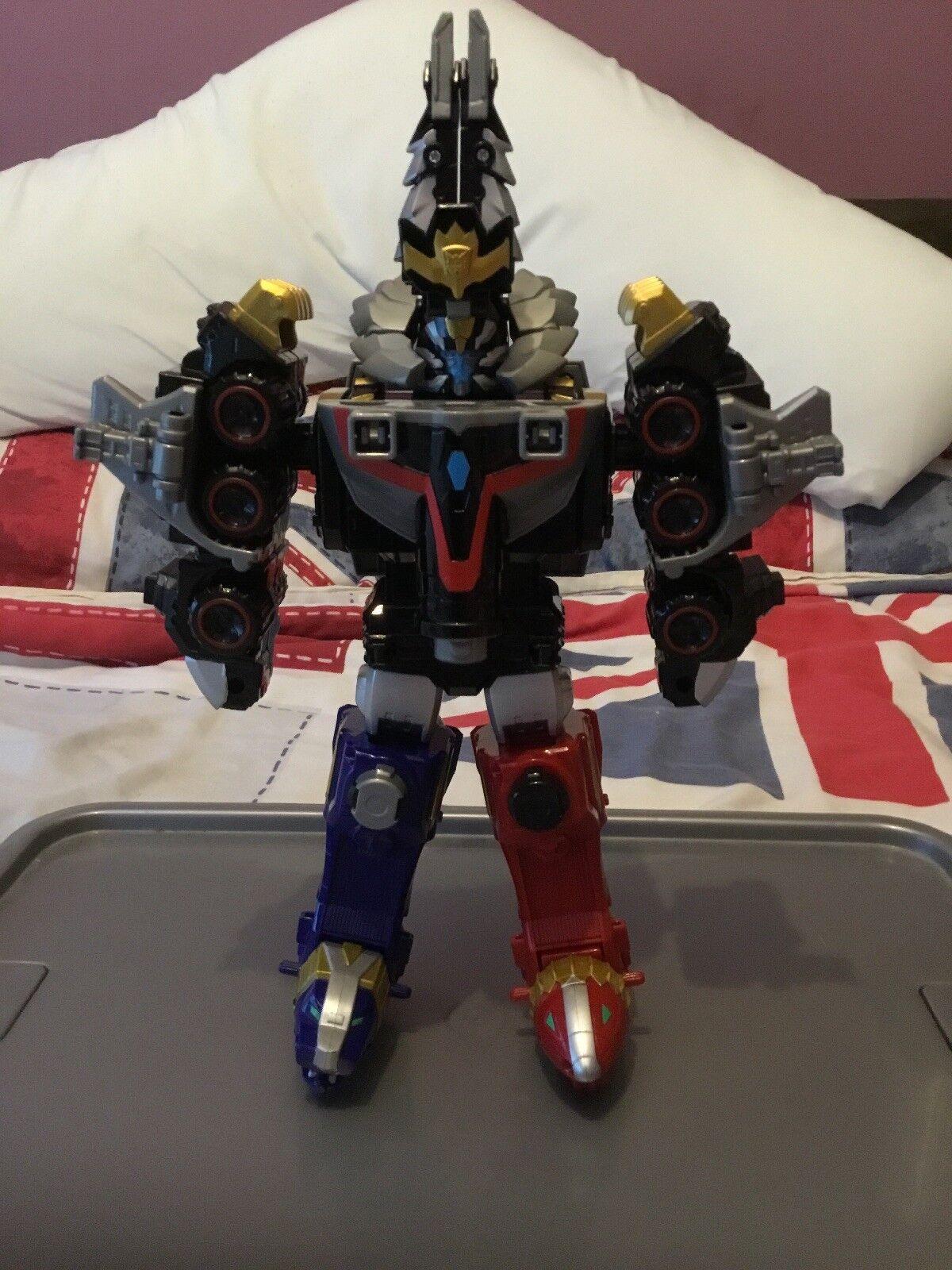 Power Rangers Megaforce Deluxe Gosei Grand Megazord