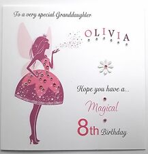 Item 7 Personalised Birthday Card
