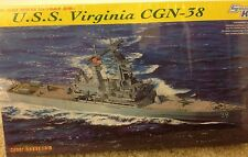 1/700 USS Virginia (CGN-38) guided missile cruiser - Cyber Hobby #7090 Smart Kit