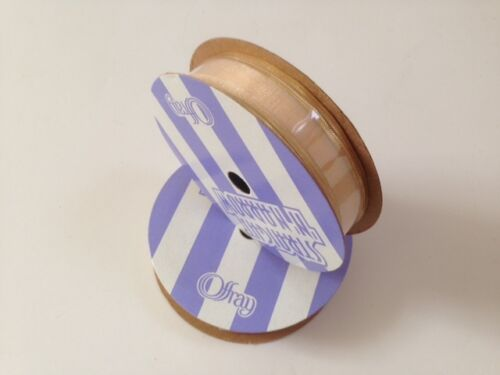 Sheer Organza Ribbon OFFRAY 16mm 2.7metre mini reel **SEE OFFER** 2 options