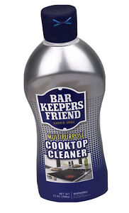 Bar Keepers Friend Multipurpose Cooktop Cleaner Glass ...