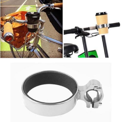 Sturdy Bicycle Bottle Cage Bike Bracket Ride Bikes Aluminum Coffee Cup Shelf HY