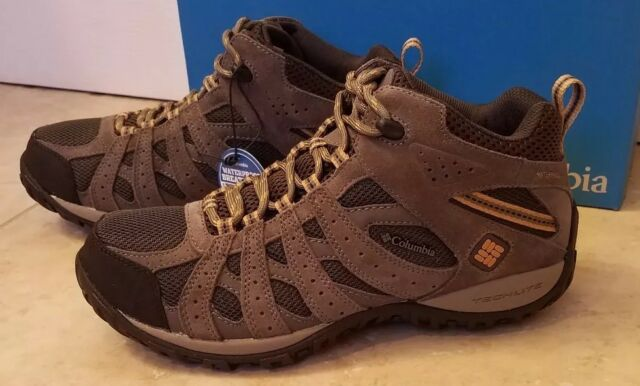 Columbia Redmond Mid Waterproof Mens Multisport Hiking Walking Boot Us 10 Ebay