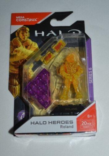 MEGA CONSTRUX HALO HEROES ROLAND FMM71 SERIES 6
