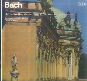 Bach – Die Sechs Brandenburgischen Konzerte BWV 1046-1051