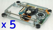 5 x NEW Sony PS3 Slim Console BluRay Drive LASER LENS Module KES-460A Mount Deck