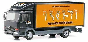 Herpa-h0-189187-Mercedes-Benz-Atego-maleta-camion-039-Sixt-039