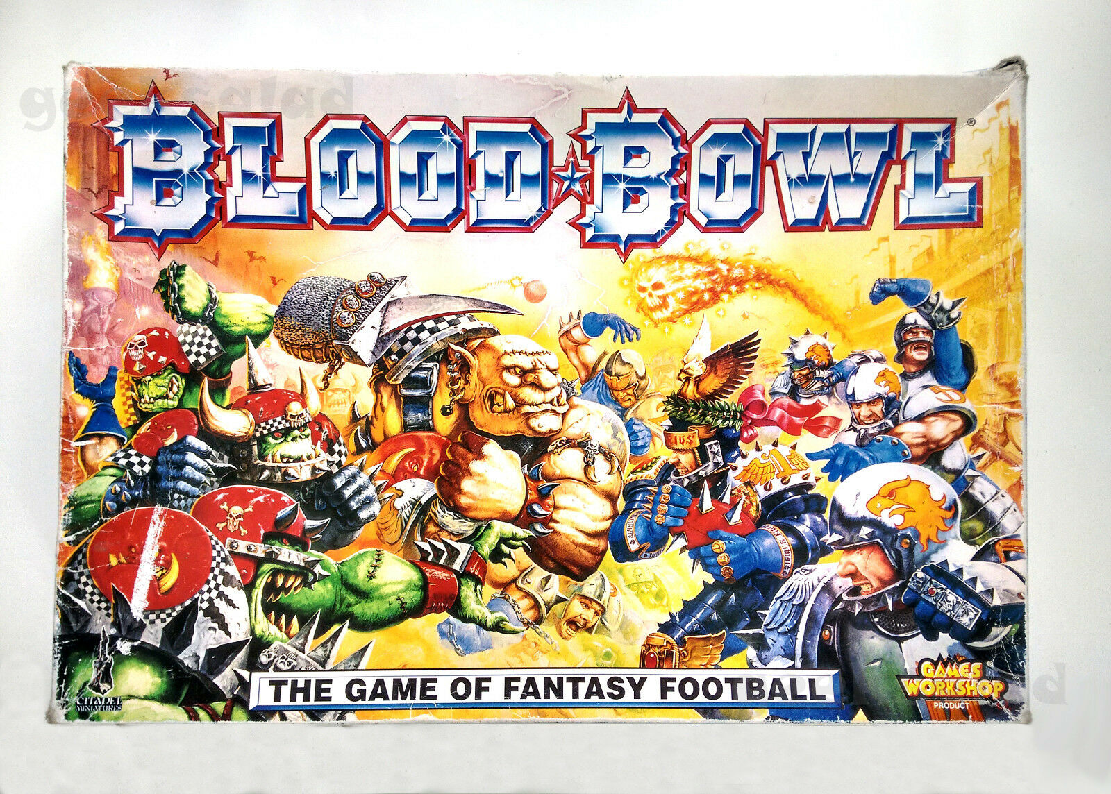 Blood Bowl 3rd Edition Board Game Inc. deathzone