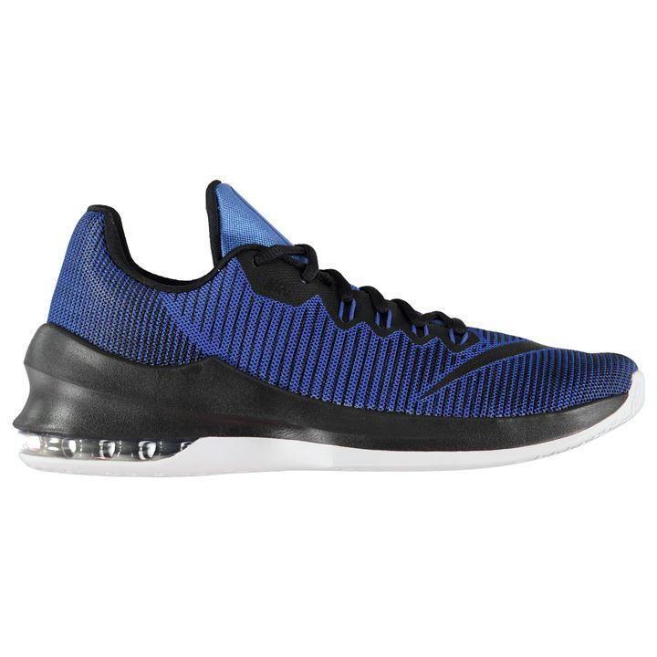Nike Air Max Infuriate Mens Basketball Trainers US 8 CM 26 REF 5619*