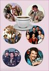 1970's TV SHOWS DRINKS COASTER GREAT GIFT RETRO GIFT IDEA