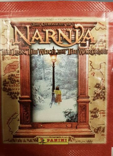 THE CHRONICLES OF NARNIA X5O LOOSE STICKERS
