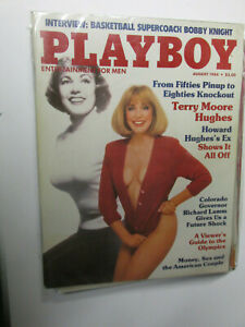 Playboy-August-1984-Terry-Moore-Hughes