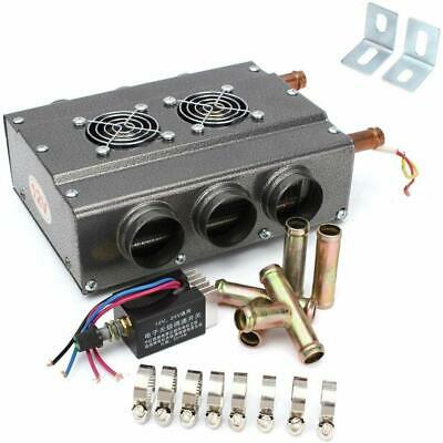 Universal Car Truck Heater Underdash Double Compact Air Heater 3Hole Double-Side