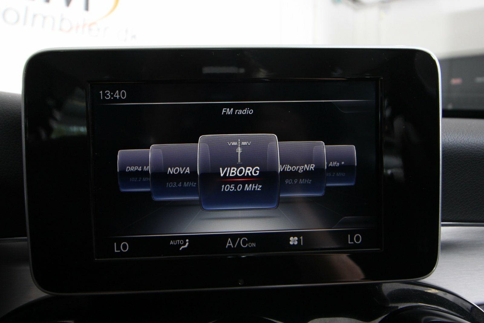 Mercedes C220 d Avantgarde stc. aut. 4-M