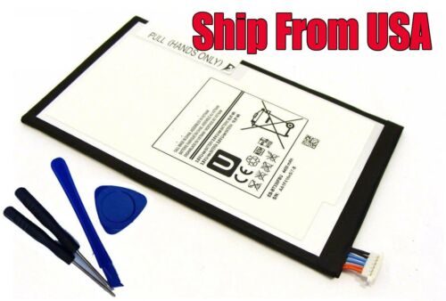 Replace Battery For For Samsung Galaxy Tab 4 SM-T330 SM-T330NU 3.8V EB-BT330FBU